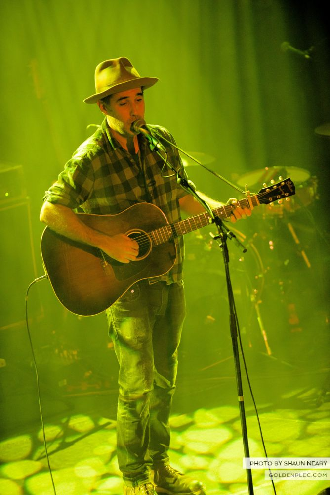 Joshua Radin at The Academy, Dublin on August 6th 2014 by Shaun Neary-11