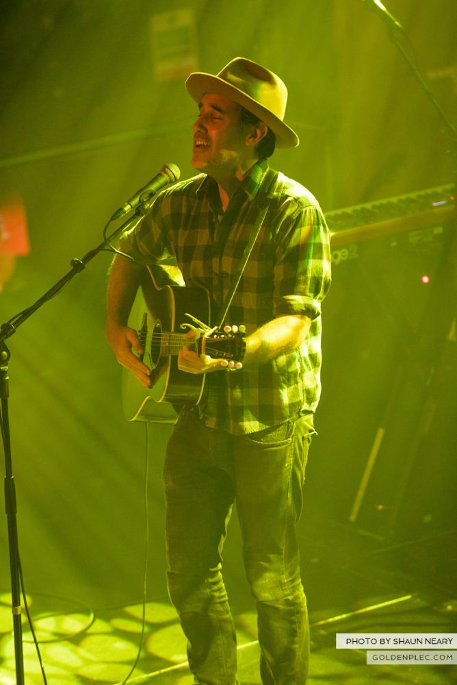 Joshua Radin at The Academy, Dublin on August 6th 2014 by Shaun Neary-12