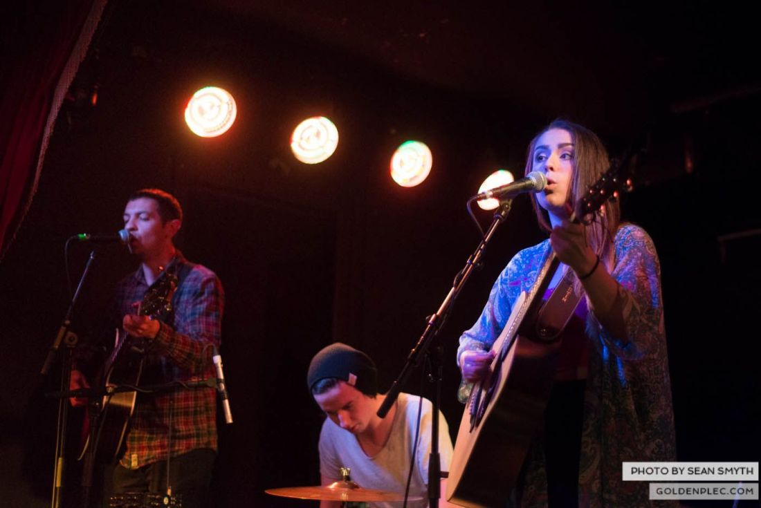 Kicking Bird at the The Workman's by Sean Smyth (14-1-14) (1 of 9)