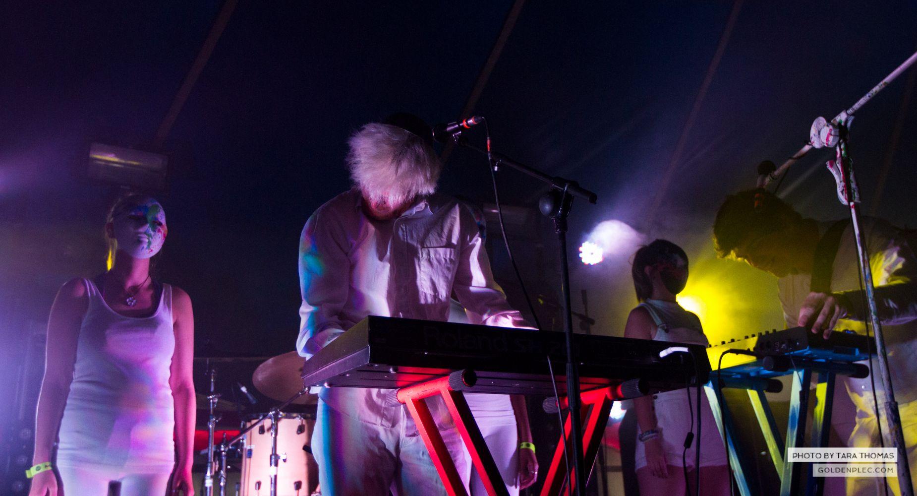 MeltyBrains at Castlepalooza by Tara Thomas