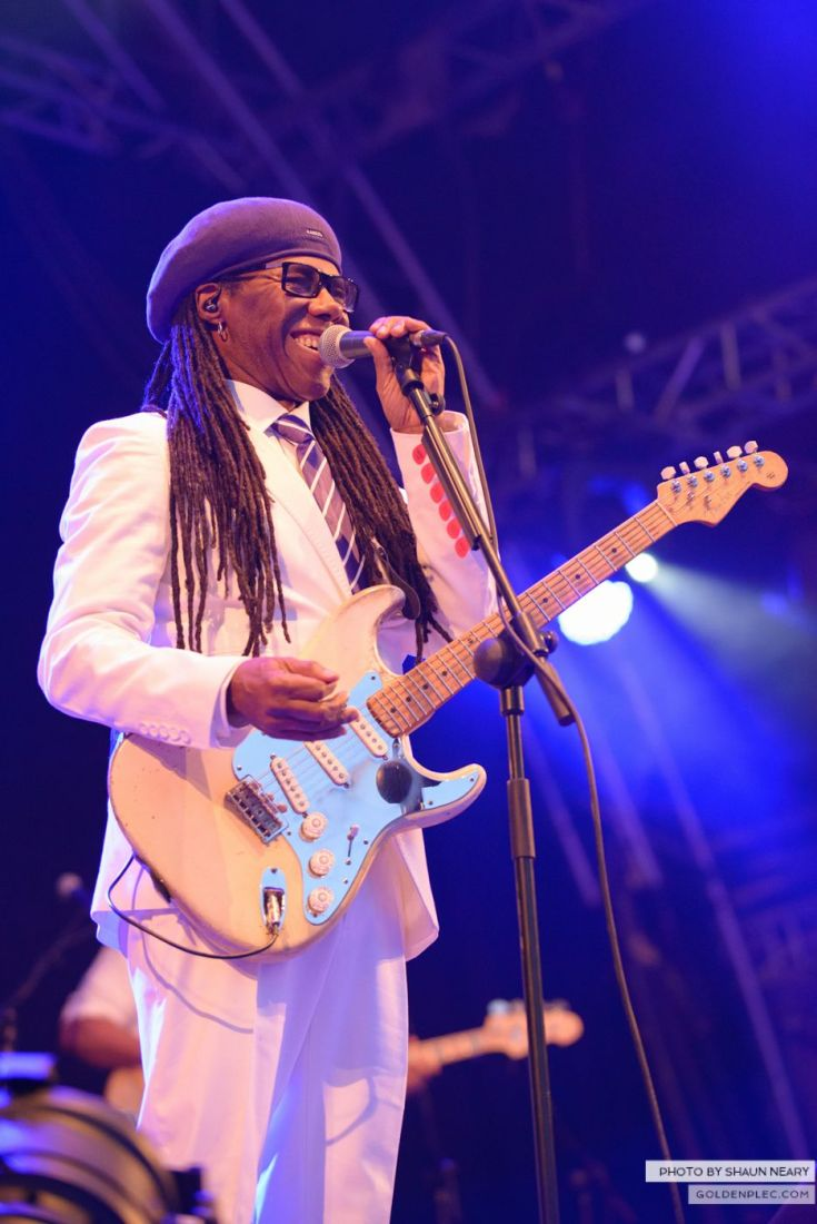 Nile Rodgers & Chic – Belsonic, Belfast on August 19th 2014 by Shaun Neary-06