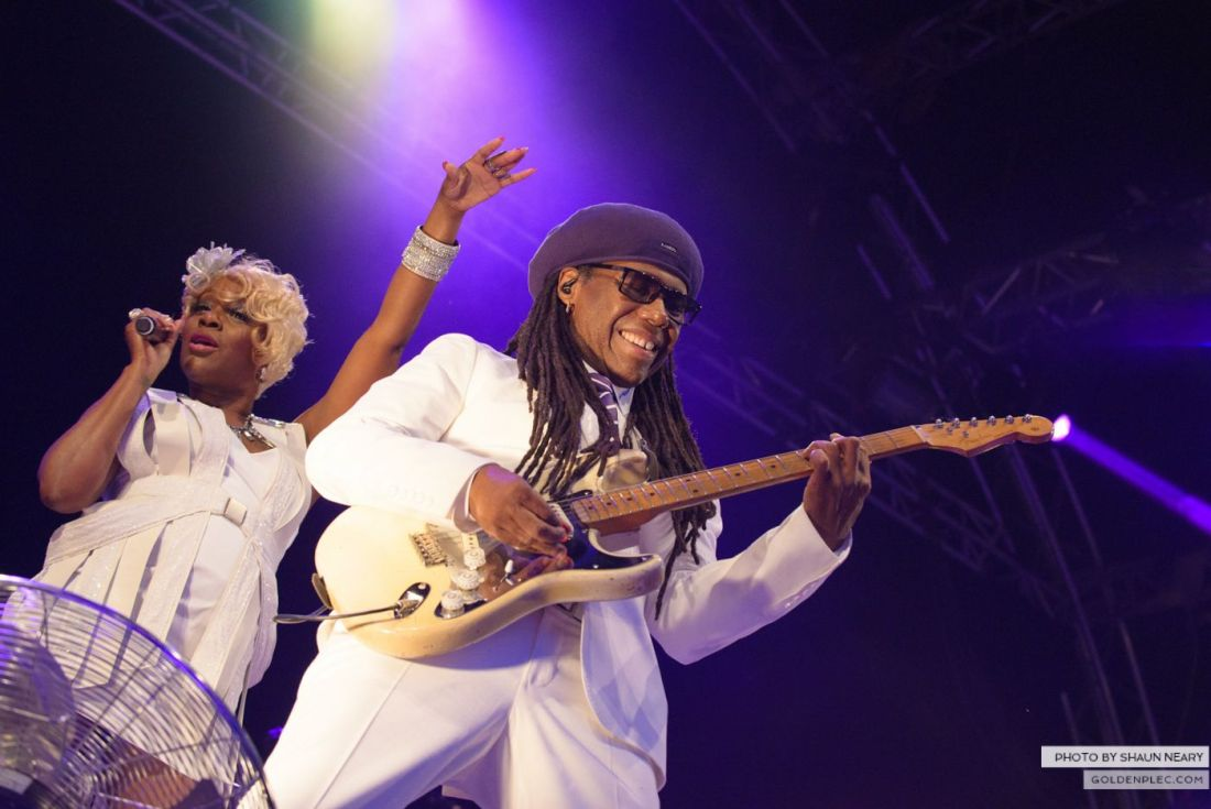 Nile Rodgers & Chic – Belsonic, Belfast on August 19th 2014 by Shaun Neary-12