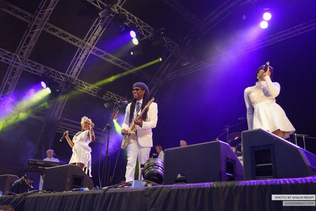 Nile Rodgers & Chic – Belsonic, Belfast on August 19th 2014 by Shaun Neary-13