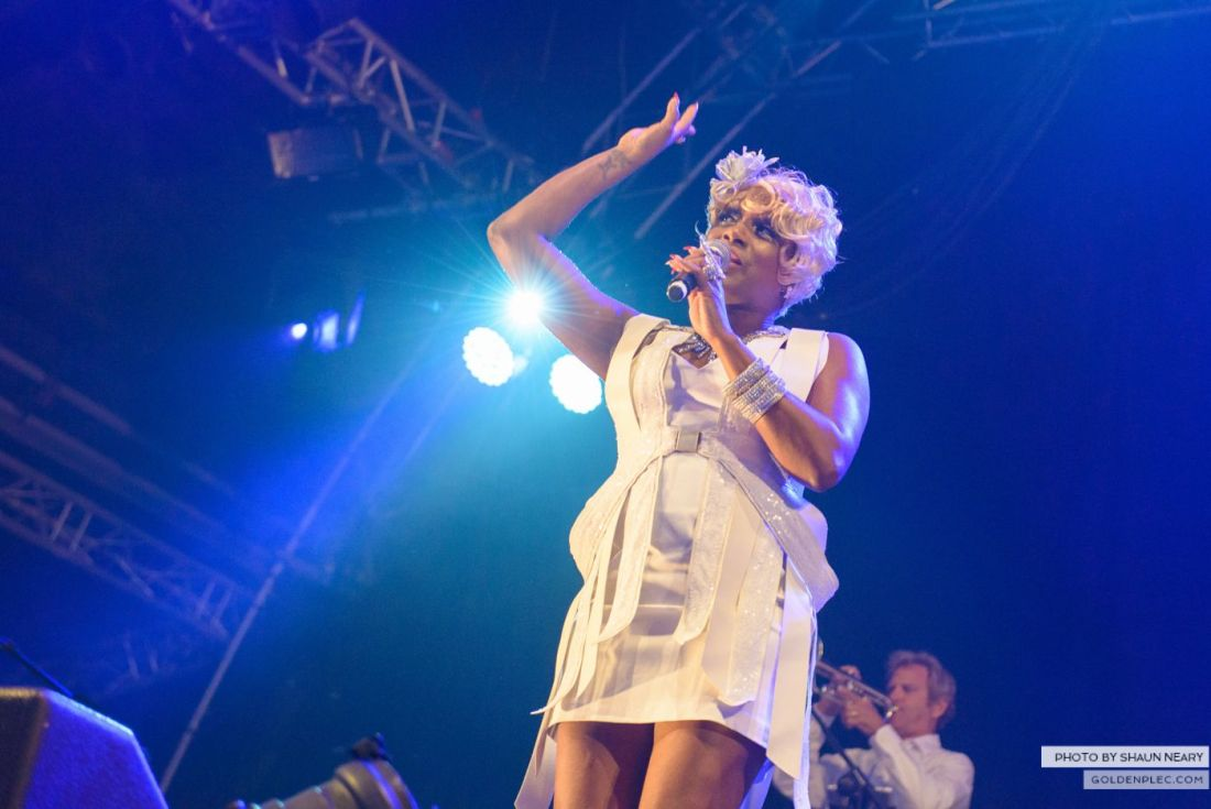 Nile Rodgers & Chic – Belsonic, Belfast on August 19th 2014 by Shaun Neary-20