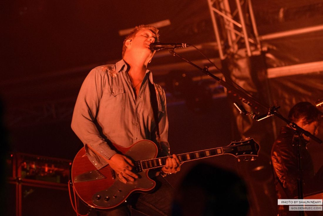 Queens Of The Stone Age – Belsonic, Belfast on August 20th 2014 by Shaun Neary-07