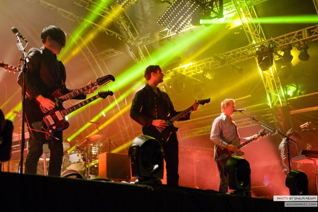 Queens Of The Stone Age – Belsonic, Belfast on August 20th 2014 by Shaun Neary-25