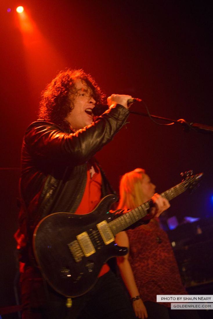 Anathema – The Button Factory, Dublin on September 19th 2014 by Shaun Neary-10