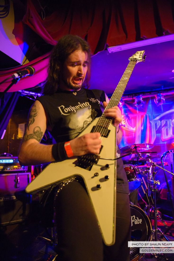 Conjuring Fate – Whelan's, Dublin on September 21st 2014 by Shaun Neary-7