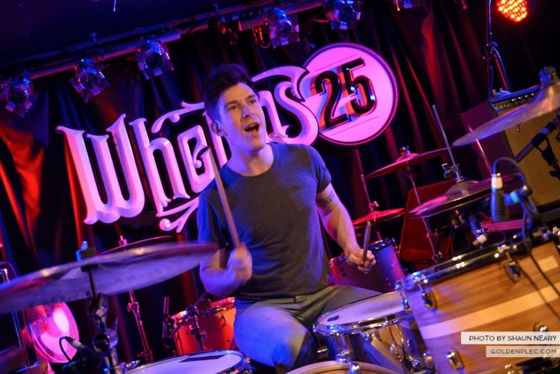 Fatherson – Whelans, Dublin on September 14th 2014 by Shaun Neary-5