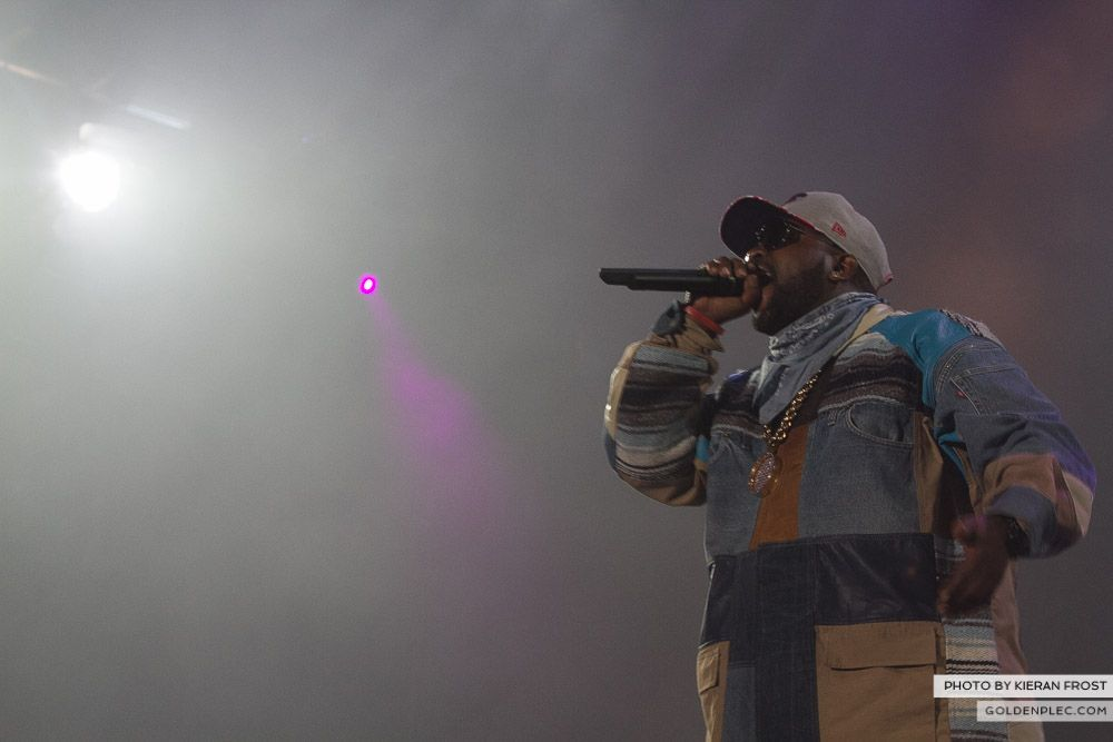 Outkast at Electric Picnic by Kieran Frost