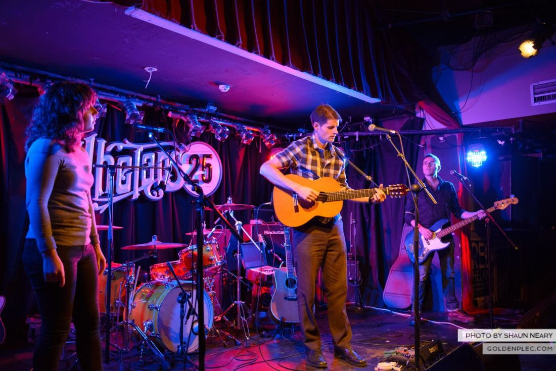 Kevin Herm Connolly – Whelan's, Dublin on September 24th 2014 by Shaun Neary-1