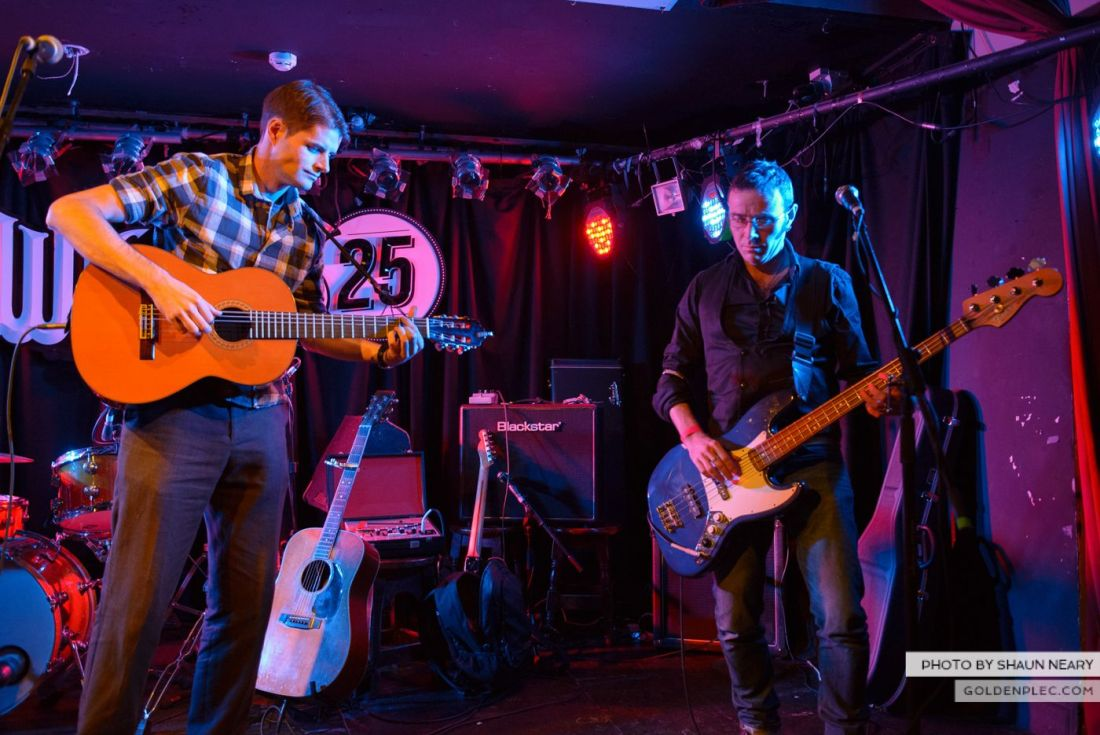 Kevin Herm Connolly – Whelan's, Dublin on September 24th 2014 by Shaun Neary-5