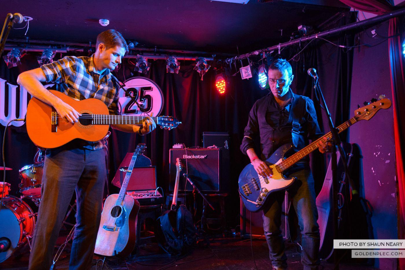 Kevin Herm Connolly – Whelan's, Dublin on September 24th 2014 by Shaun Neary-5