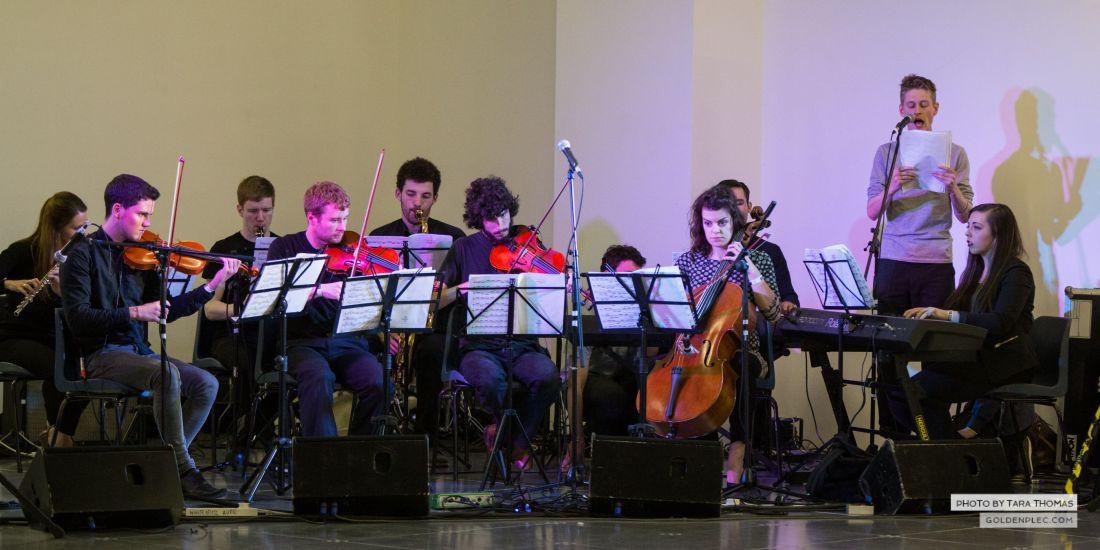 Kirkos Ensemble at Ensemble Music Launch Dublin