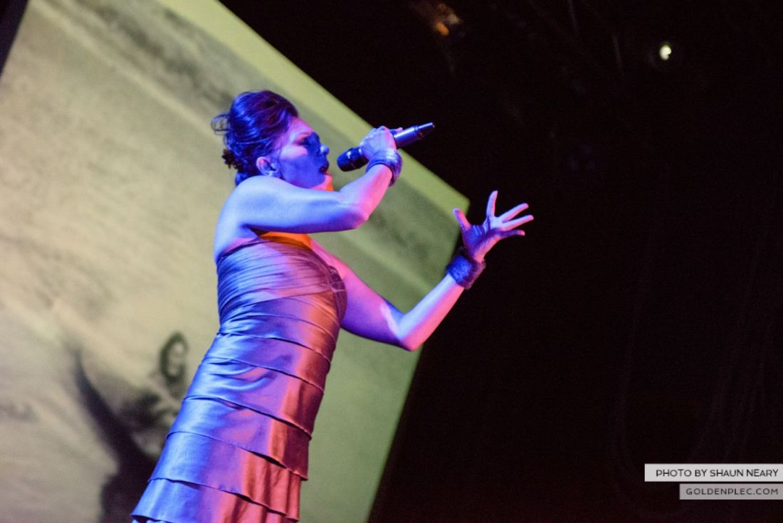 Tanya Tagaq – Meeting House Square, Dublin on September 7th 2014 by Shaun Neary-08
