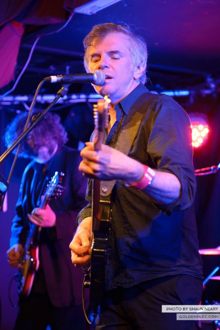 The Dixons – Whelan's, Dublin on September 24th 2014 by Shaun Neary-08