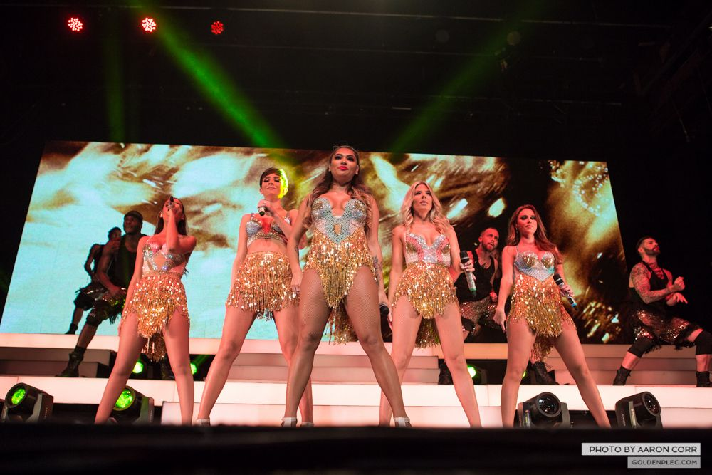 The Saturdays at Olympia by Aaron Corr