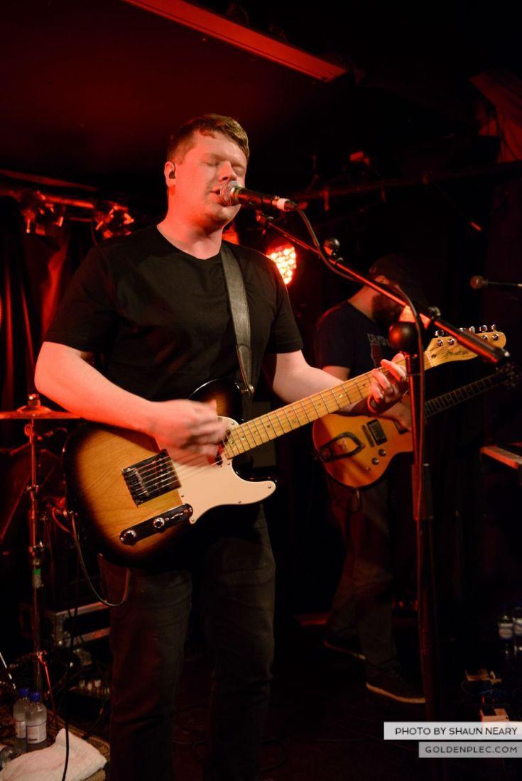 We Were Promised Jetpacks – Whelans, Dublin on September 14th 2014 by Shaun Neary-05