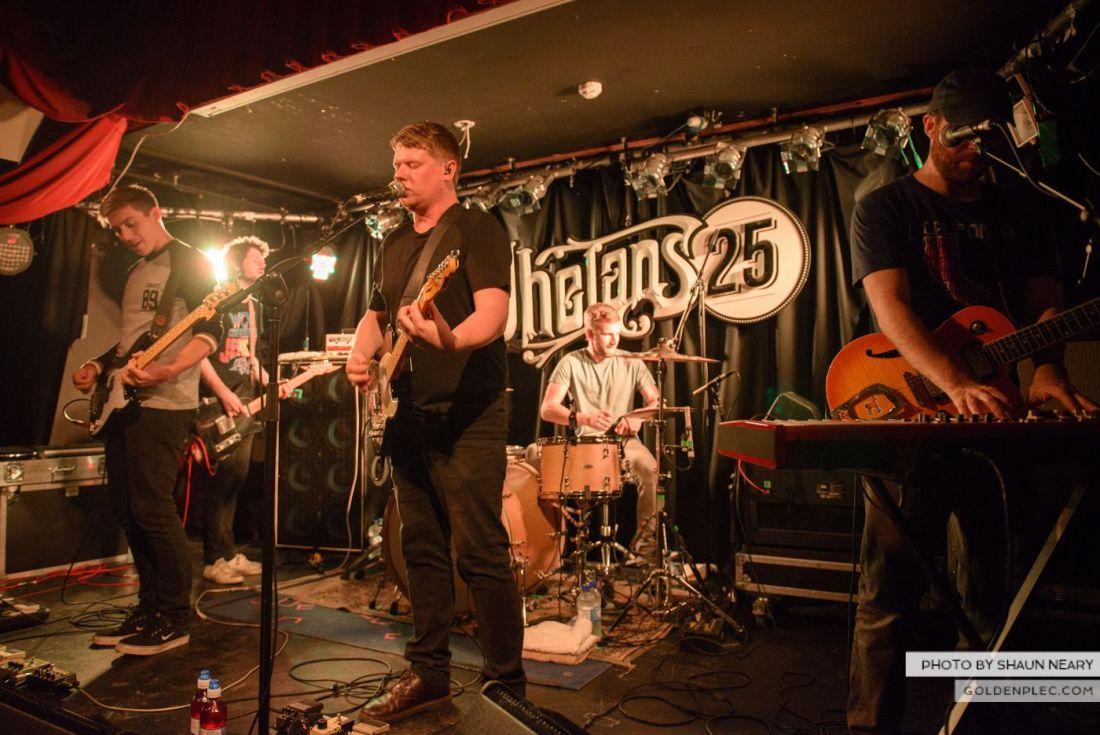 We Were Promised Jetpacks – Whelans, Dublin on September 14th 2014 by Shaun Neary-09