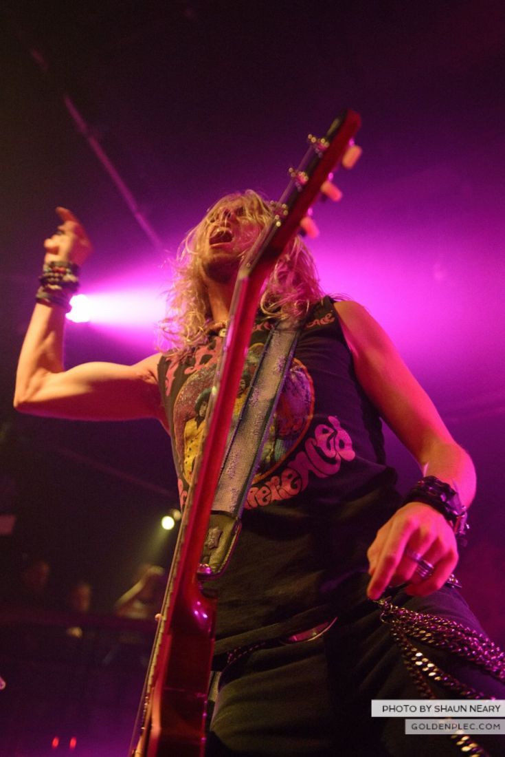 Black Stone Cherry at The Academy, Dublin on October 23rd 2014 by Shaun Neary-08