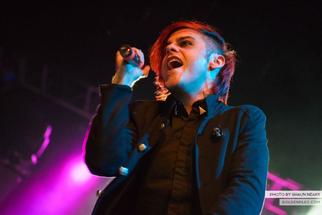 Fearless Killer Vampires at The Olympia Theatre, Dublin on October 15th 2014 by Shaun Neary-3