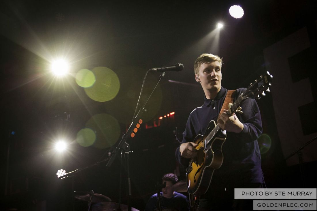 George Ezra at The Academy by Ste Murray _21