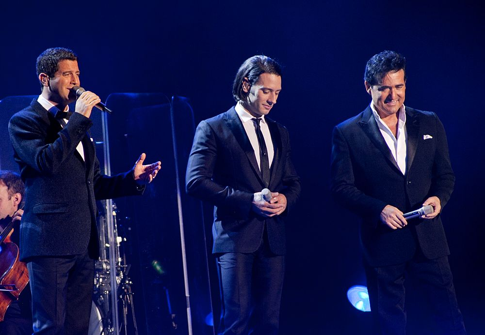 Il Divo at 3 Arena by Abe Tarrush (13)