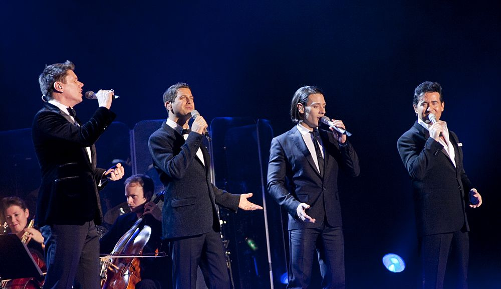 Il Divo at 3 Arena by Abe Tarrush