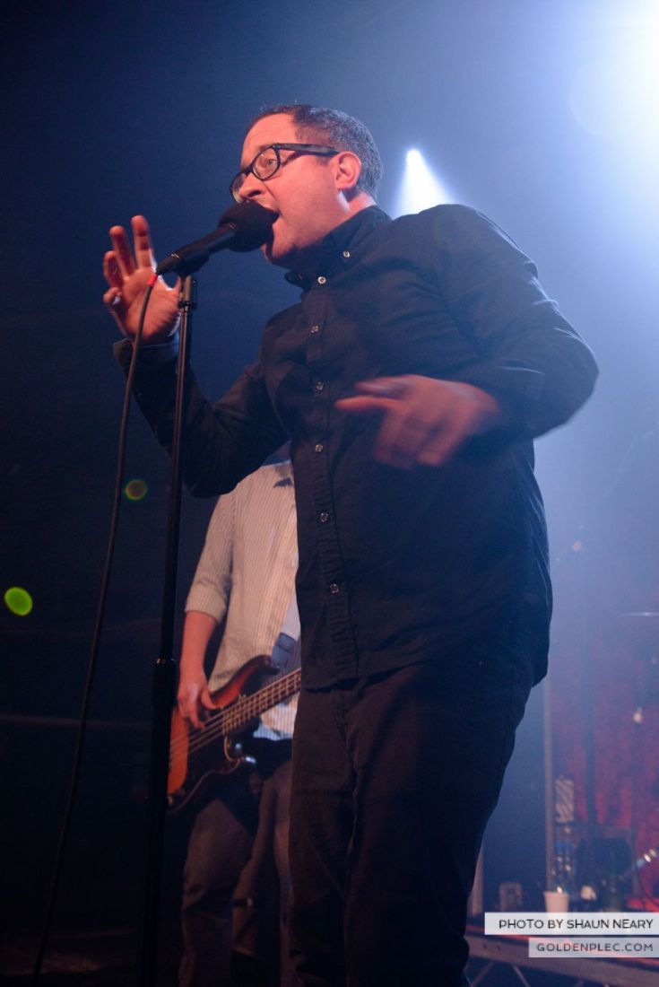 The Hold Steady at The Academy, Dublin on October 18th 2014 by Shaun Neary-09