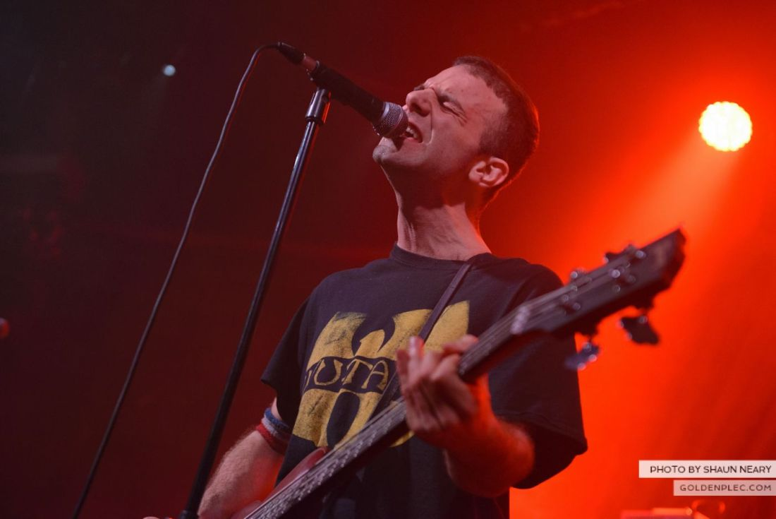 The So So Glos at The Academy, Dublin on October 18th 2014 by Shaun Neary-2