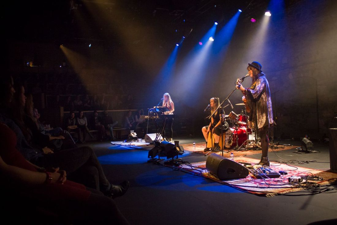Wyvern Lingo at Smock Alley Theatre by Owen Humphreys (1 of 12)
