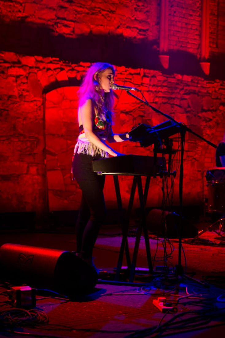 Wyvern Lingo at Smock Alley Theatre by Owen Humphreys (7 of 12)