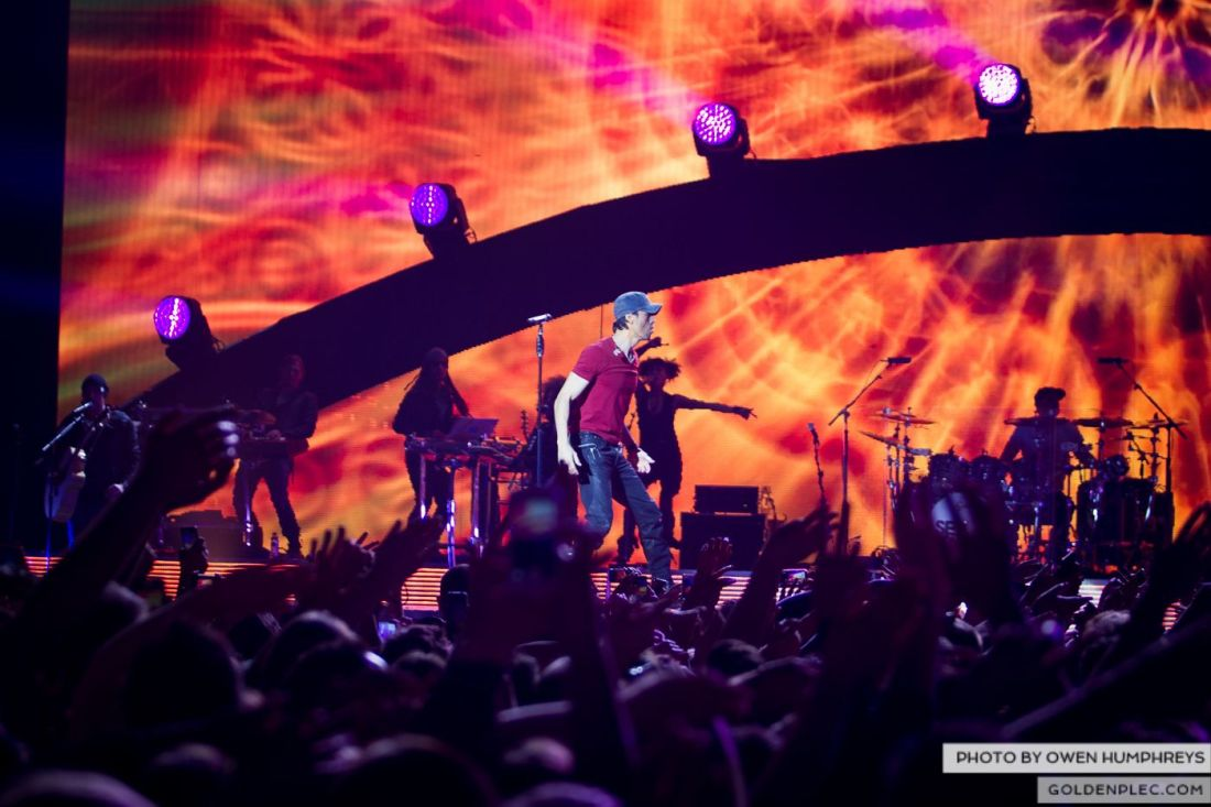 Enrique Iglesias at The 3Arena by Owen Humphreys (14 of 14)