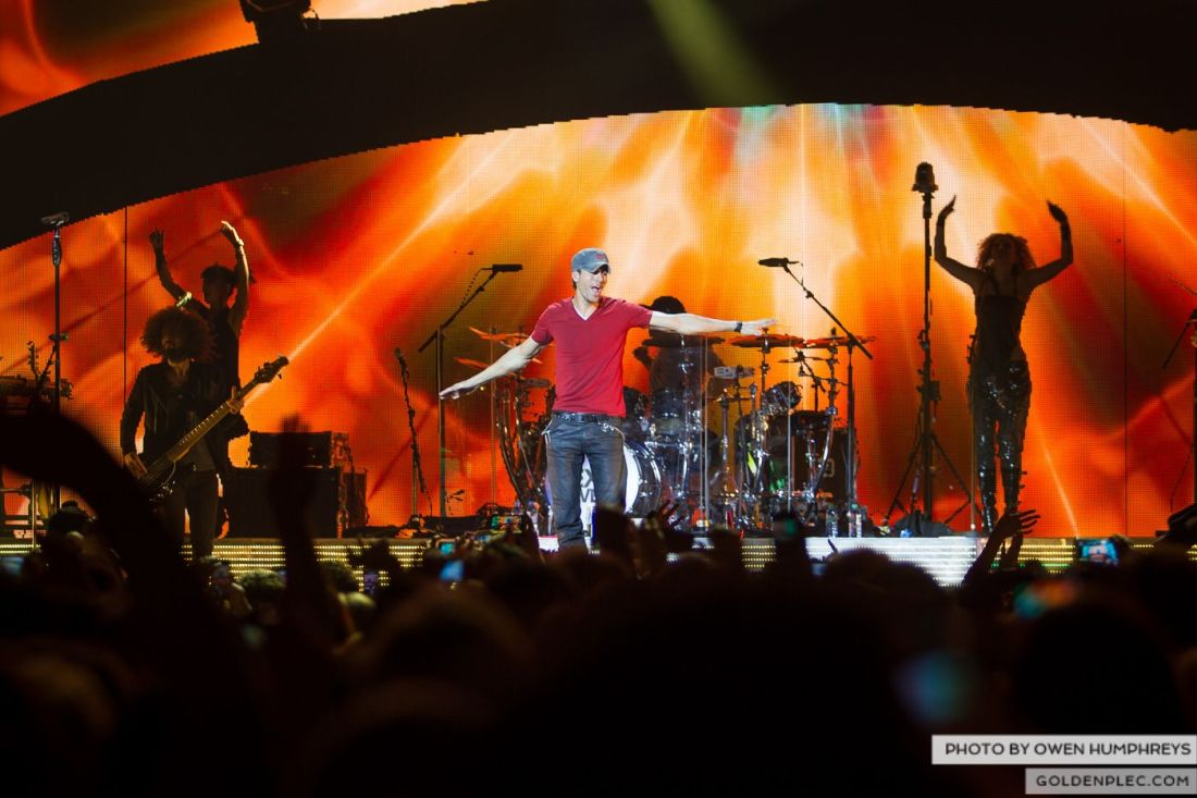 Enrique Iglesias at The 3Arena by Owen Humphreys (5 of 14)