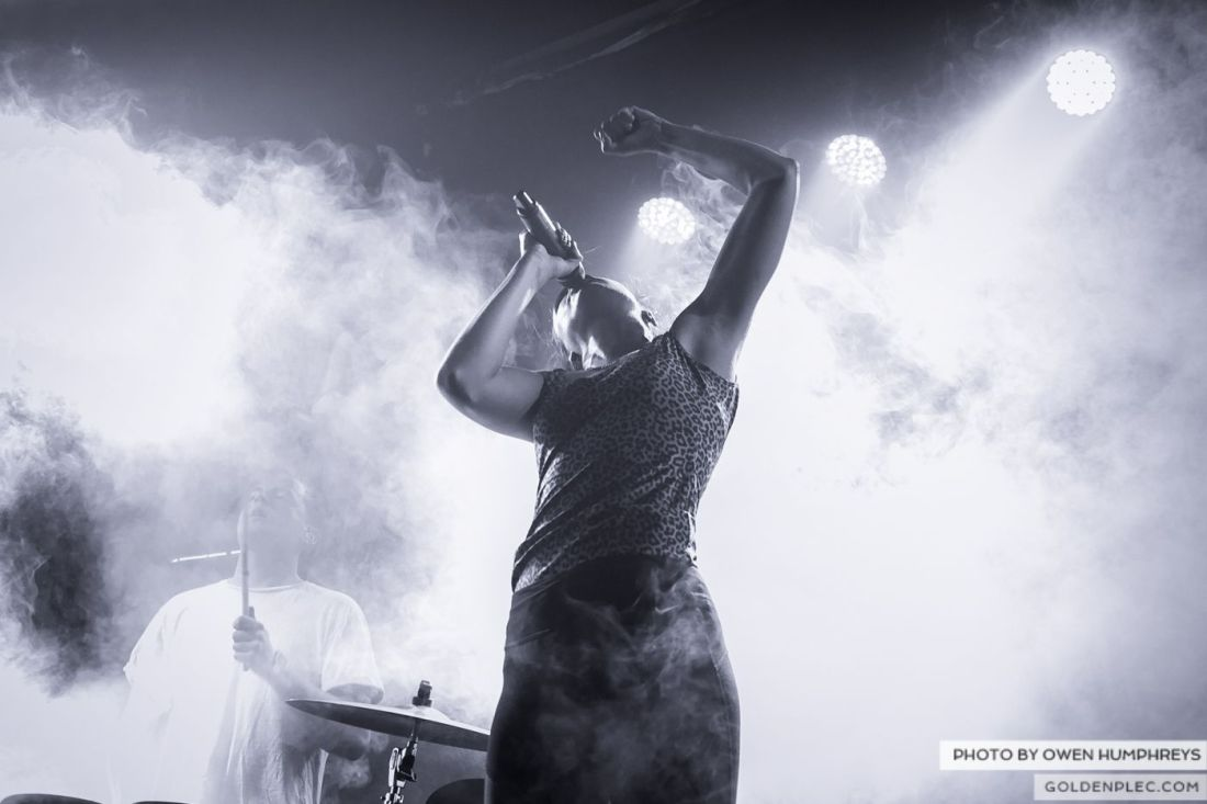 MØ at The Academy by Owen Humphreys (13 of 15)