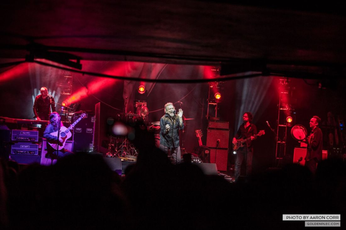 Robert Plant at Olympia by Aaron Corr-8666