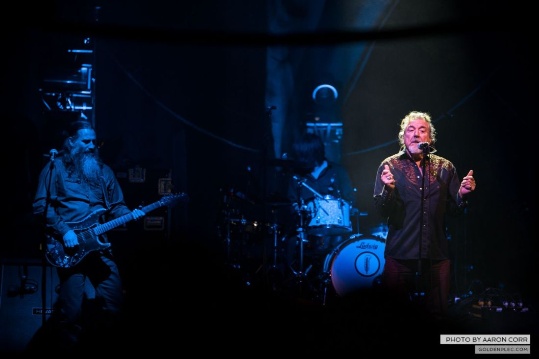 Robert Plant at Olympia by Aaron Corr-8761