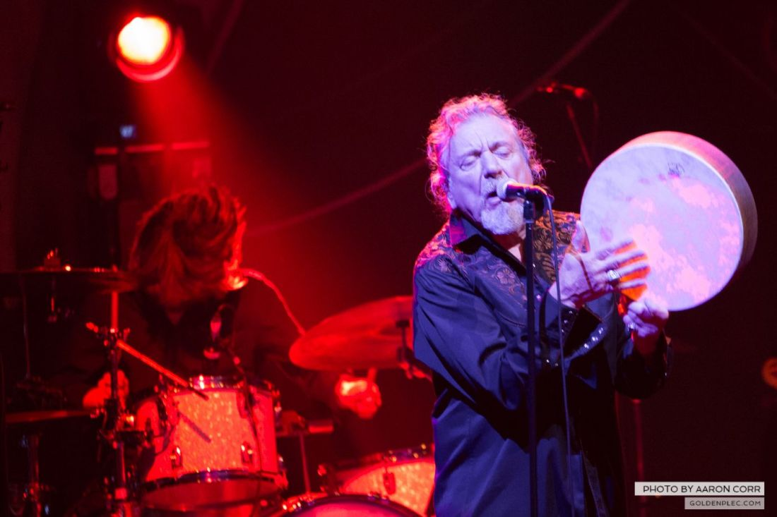 Robert Plant at Olympia by Aaron Corr-8843