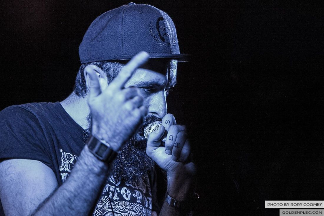 Scroobius Pip at Cyprus Avenue by Rory Coomey