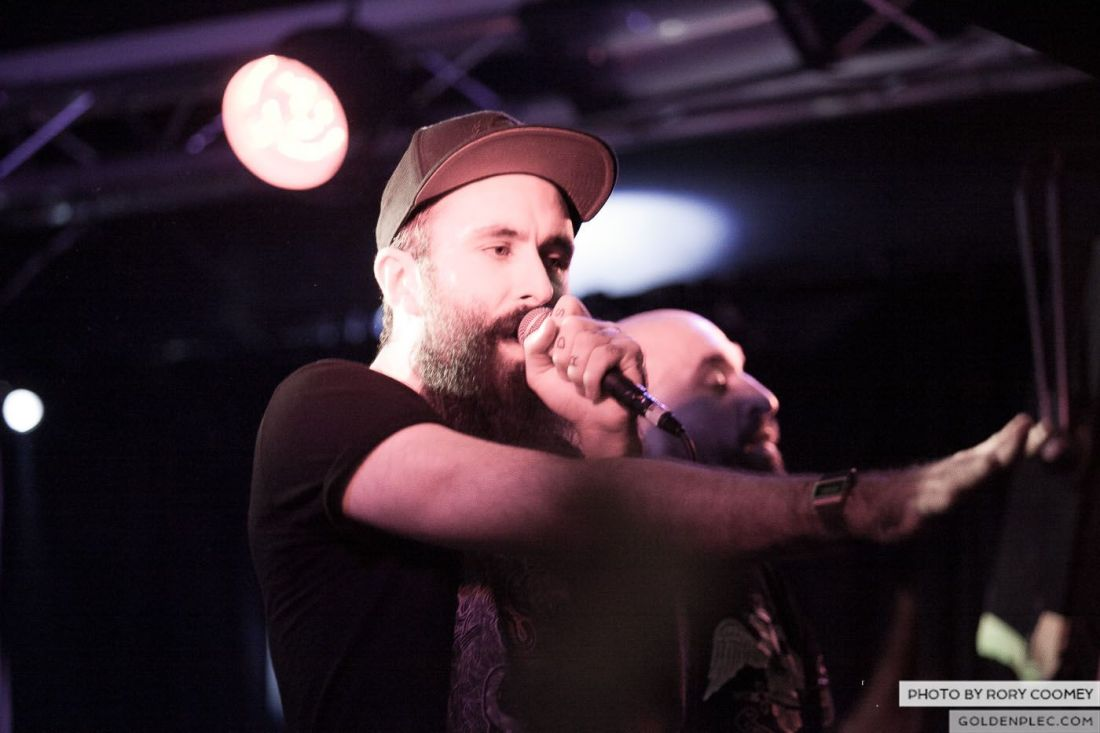 Scroobius Pip at Cyprus Avenue by Rory Coomey -6