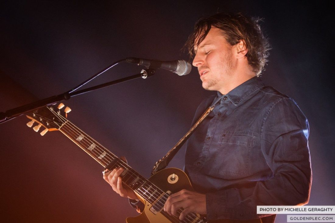 Ben Howard at The Olympia by Michelle Geraghty_2014_6112