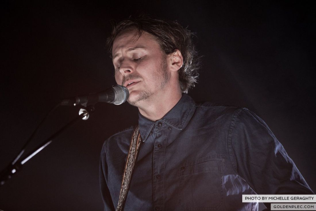 Ben Howard at The Olympia by Michelle Geraghty_2014_6172