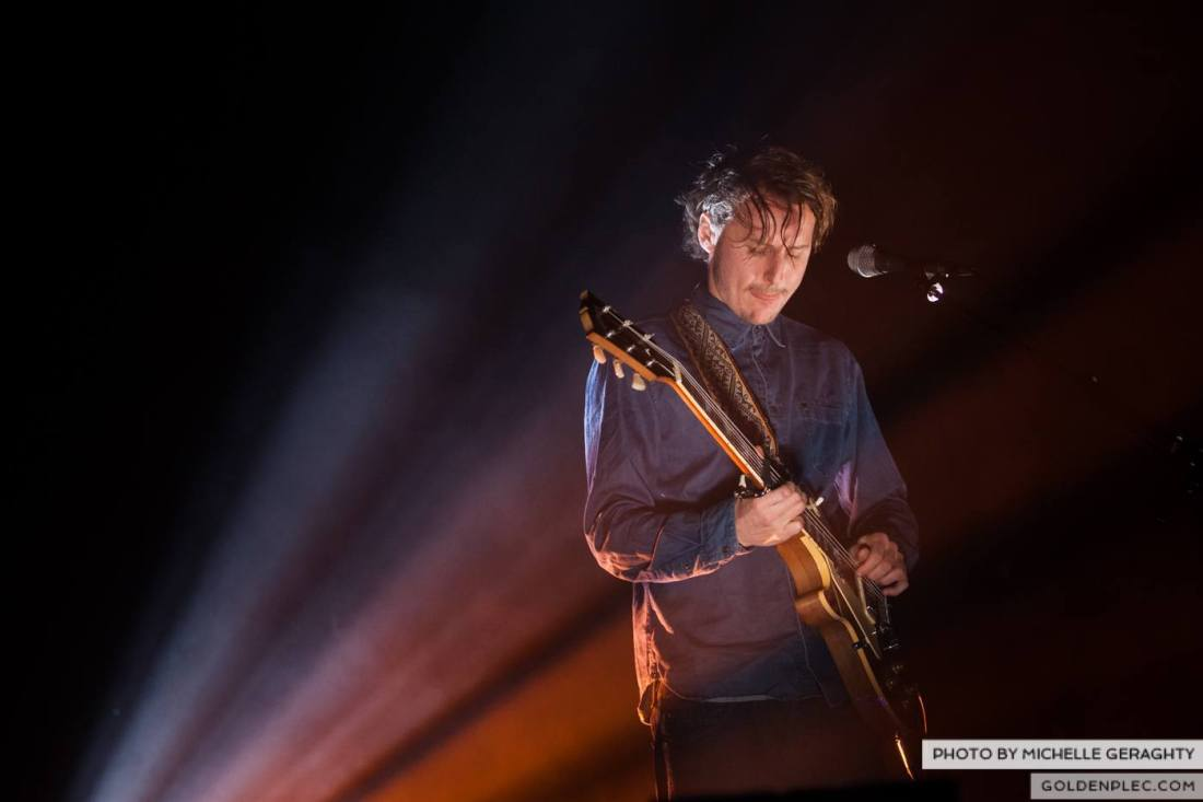 Ben Howard at The Olympia by Michelle Geraghty_2014_6208