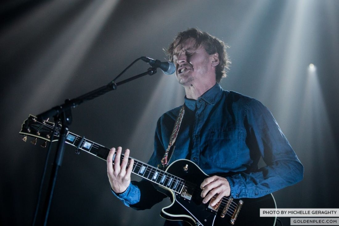 Ben Howard at The Olympia by Michelle Geraghty_2014_6283