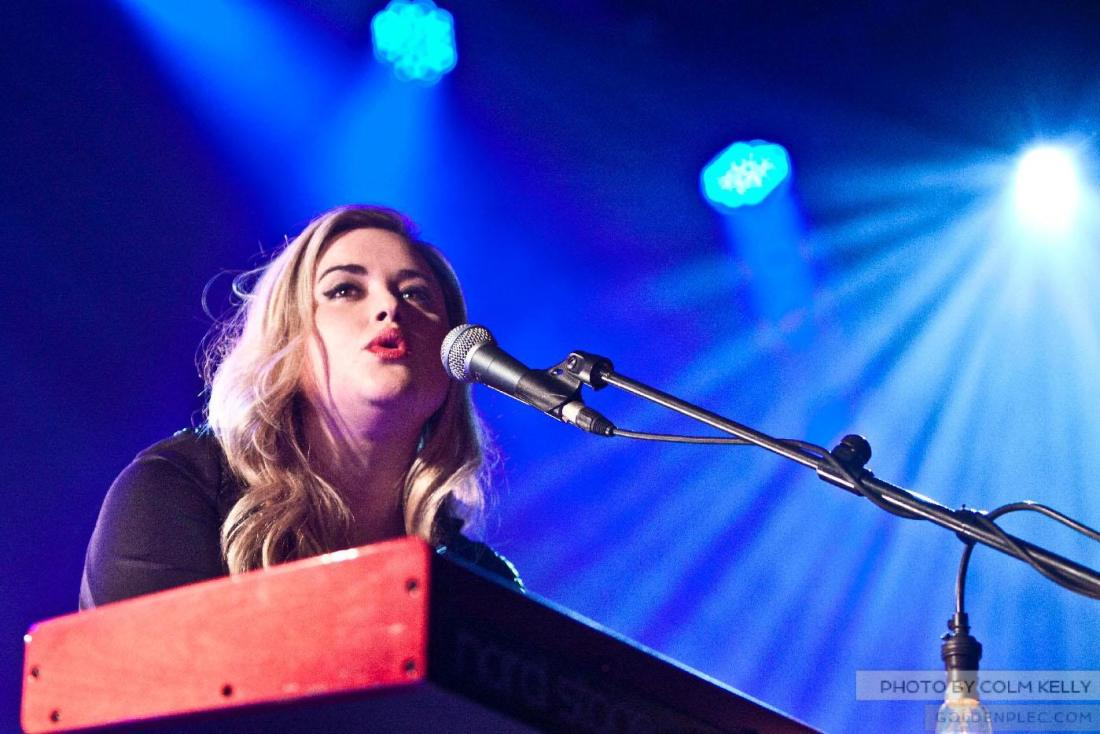 Hozier at The Olympia Theatre by Colm Kelly
