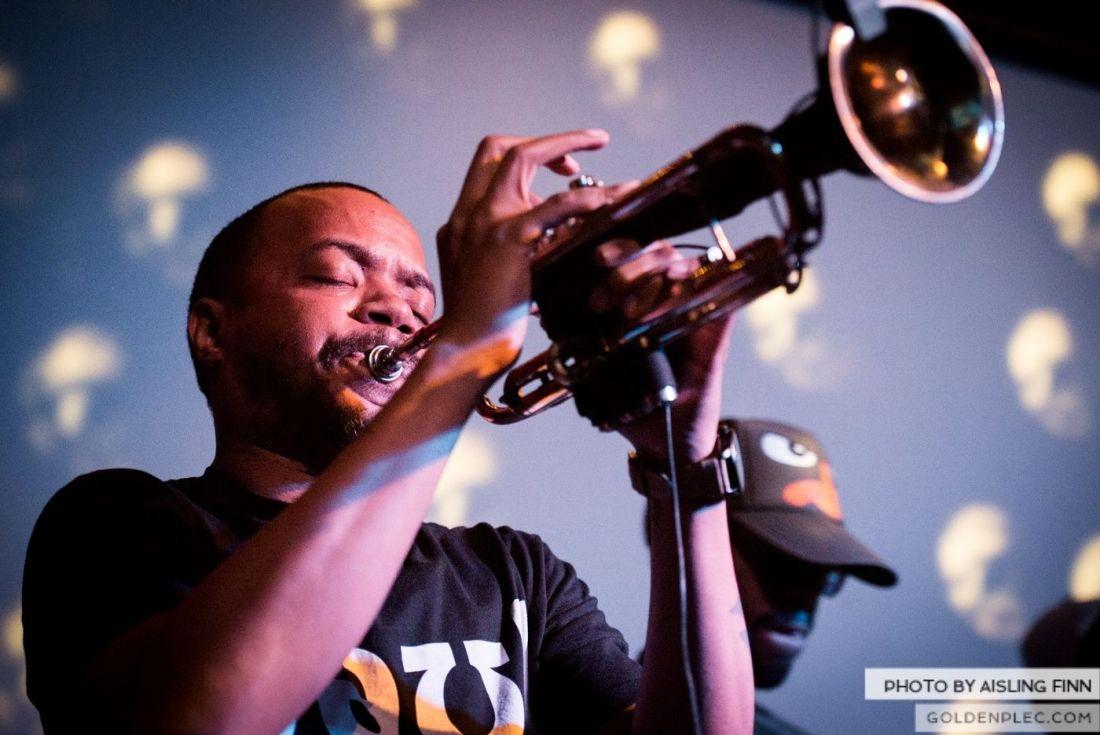 Hypnotic Brass Ensemble at The Sugar Club by Aisling Finn (12)