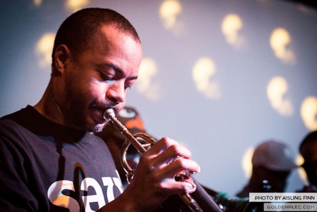Hypnotic Brass Ensemble at The Sugar Club by Aisling Finn (7)