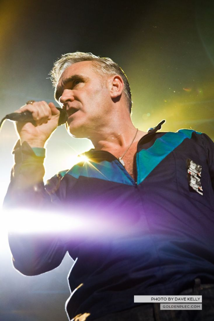 Morrissey at The 3 Arena, Dublin, 1 December 2014 (27 of 52)