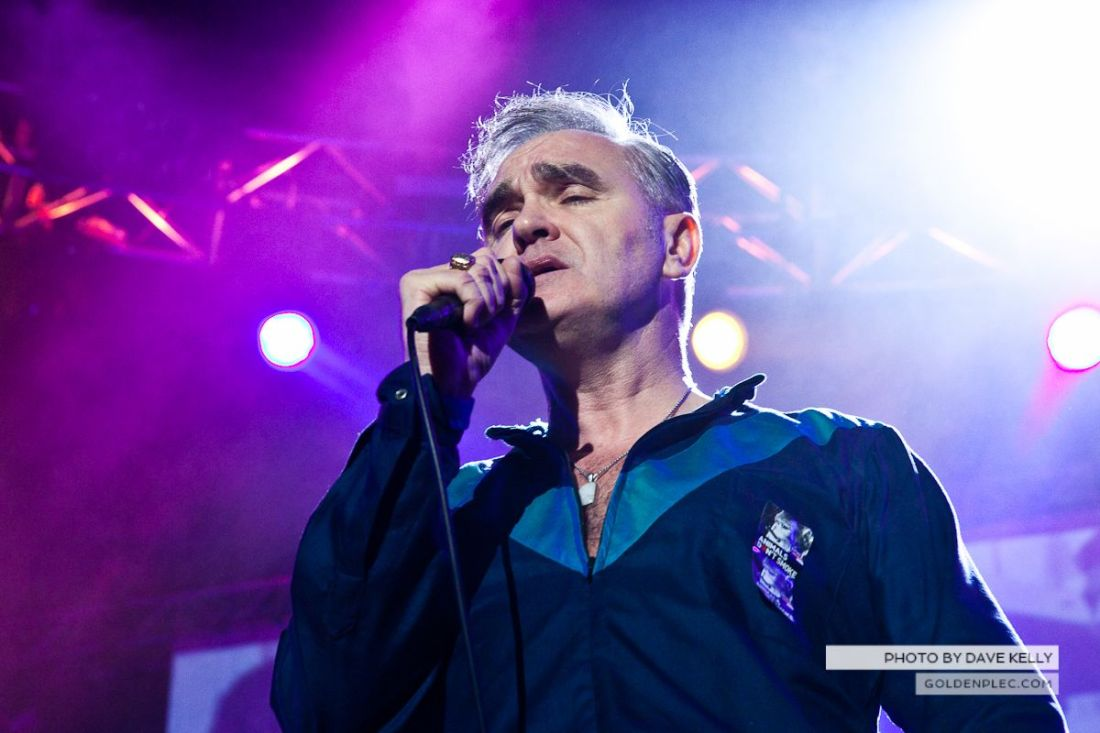 Morrissey at The 3 Arena, Dublin, 1 December 2014 (32 of 52)