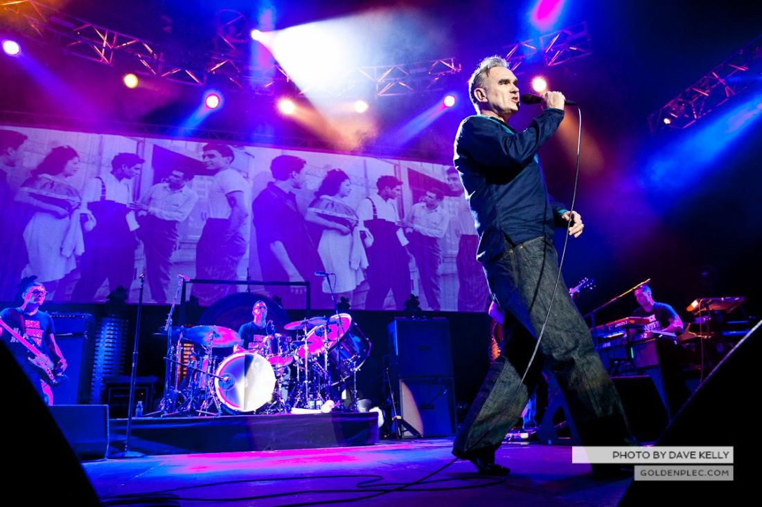 Morrissey at The 3 Arena, Dublin, 1 December 2014 (39 of 52)